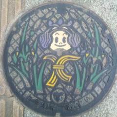花巻市(旧東和町)色付バージョン